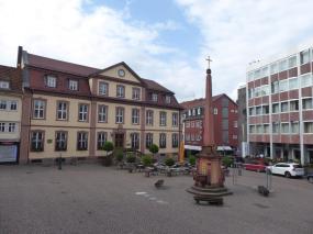 Fulda Marktplatz
