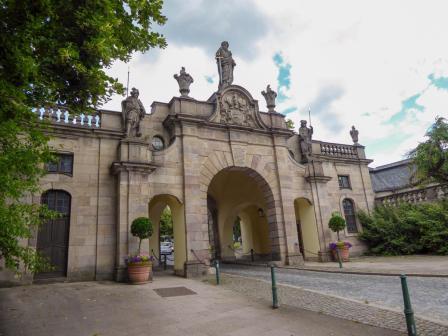Fulda Stadttor