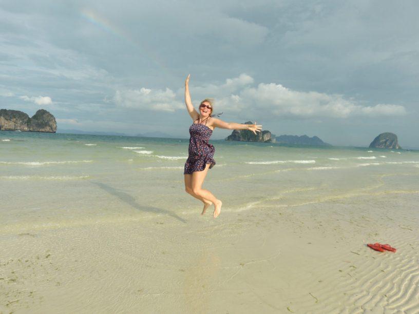Thailand Insel Andamanensee Koh Ngai Koh Hai Strand