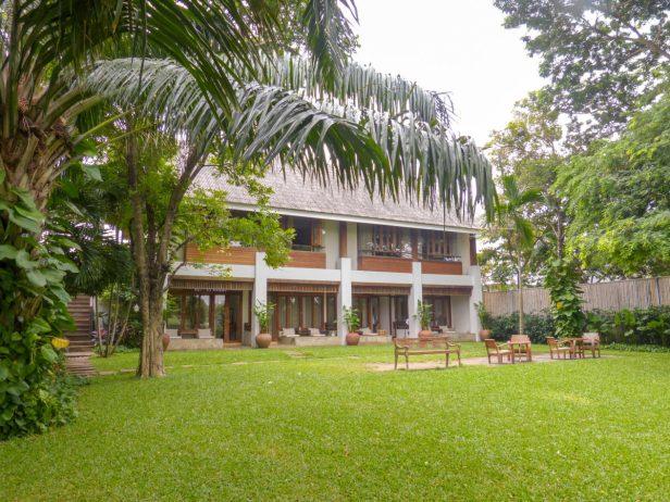 Thailand Ayutthaya Baan Tye Wang Resort Guesthouse