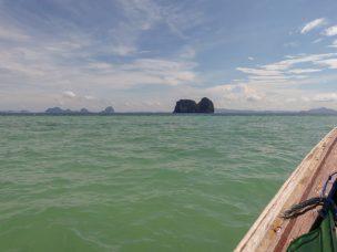 Thailand Koh Ngai Koh Hai Insel Andamanensee Inselparadies Meer Bootsausflug Schnorcheln