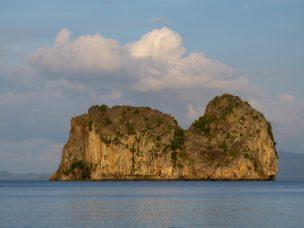 Thailand Koh Ngai Koh Hai Insel Andamanensee Inselparadies Strand Meer Mayalay Beach Resort Meerblick Kalksteinfelsen Koh Ma