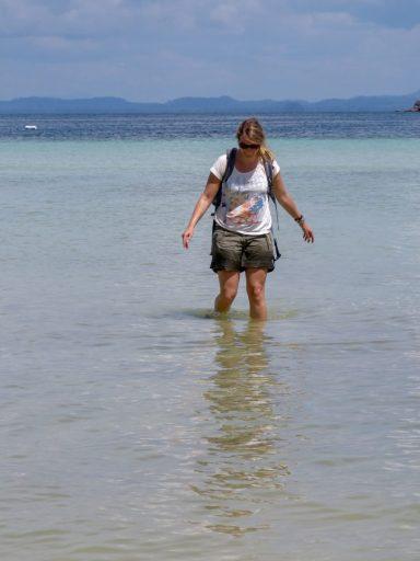Thailand Koh Ngai Koh Hai Insel Andamanensee Inselparadies Meer Fähre