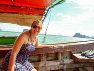Thailand Koh Ngai Koh Hai Insel Andamanensee Inselparadies Meer Bootsausflug Schnorcheln Longtailboot