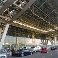 Thailand Bangkok Flughafen Suvarnabhumi Airport