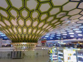 Abu Dhabi Flughafen