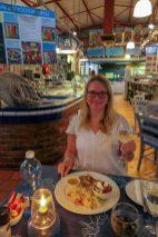 Südafrika South Africa Knysna Waterfrint Restaurant Kingsklip 34th Degrees South