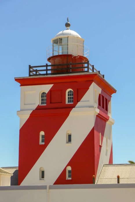 Südafrika Kapstadt Cape Town Green Point Lighthouse Leuchtturm