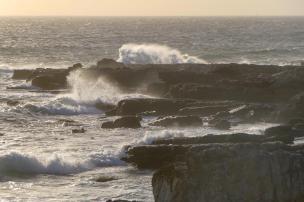 Südafrika South Africa Kap Halbinsel Cape Point Nationalpark Kap der Guten Hoffnung Cape of Good Hope Meer Wellen