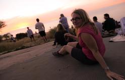 Südafrika Kapstadt Cape Town Sunset Tour Signal Hill Abendsonne Sundowner Sonnenuntergang
