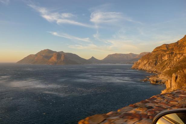 Südafrika South Africa Kap Halbinsel Chapman's Peak Drive Küstenstraße Meer