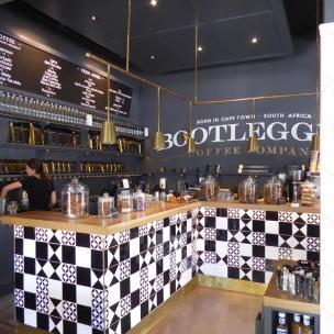 Südafrika South Africa Kapstadt Cape Town Green Point Frühstück Bootlegger Café
