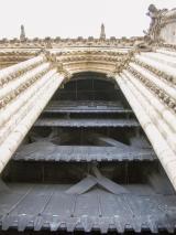 Frankreich Paris Notre Dame de Paris Kathedrale Glockenturm Turm Turmbesteigung Glocken