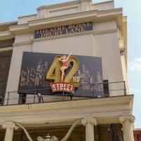 Musical 42d Street Theatre Royal Drury Lane London West End