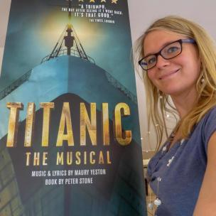 Musical Titanic englische Tour Staatsoper Hamburg