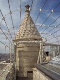 Frankreich Paris Notre Dame de Paris Kathedrale Glockenturm Turm Turmbesteigung Turmspitze