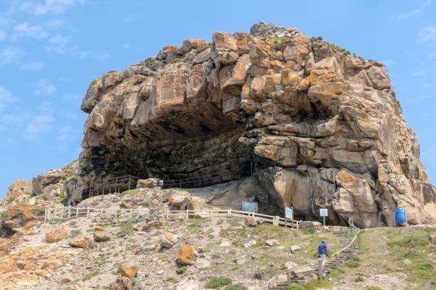 Südafrika South Africa Kap Mossel Bay St Blaize Cave Höhle Trail ärchäologische Fundstätte