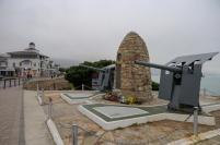 Südafrika South Africa Hermanus Kap Walker Bay Stadt Denkmal Kriegsdenkmal