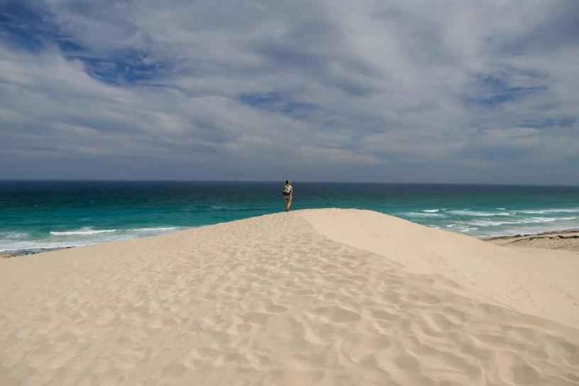 Südafrika South Africa Kap De Hoop Nature Reserve Naturreservat Sanddüne Dünen Meer