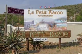 Südafrika South Africa Kleine Karoo Oudtshoorn Schoemanshoek Le Petit Karoo Ranch Safarizelt