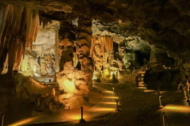 Südafrika South Africa Kleine Karoo Oudtshoorn Cango Caves Tropfsteinhöhle Höhle Saal Tropfstein