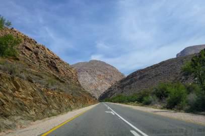 Südafrika South Africa Große Karoo Swartberge Meiringspoort Pass