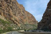 Südafrika South Africa Große Karoo Swartberge Meiringspoort Pass Straße