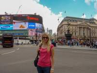 Großbritannien UK England London West End Piccadilly Circus