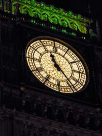 Großbritannien England UK London Big Ben Elizabeth Tower Clock Tower Houses of Parliament britisches Parlament