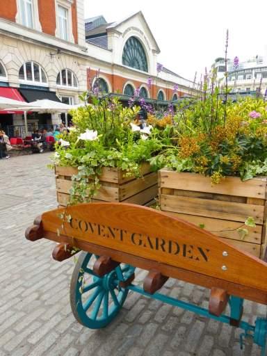 Großbritannien UK England London West End Covent Garden