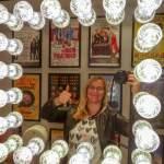 Großbritannien UK England London West End Theatreland Musicals Musical Café Poster