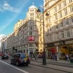 Großbritannien UK England London West End Theatreland Musicals Savoy Theatre Strand
