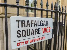 Großbritannien England UK London West End Trafalgar Square City of Westminster