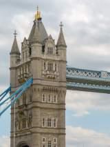 Großbritannien England UK London Tower Bridge Brücke Themse Turm