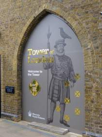Großbritannien England UK London Tower of London Burg