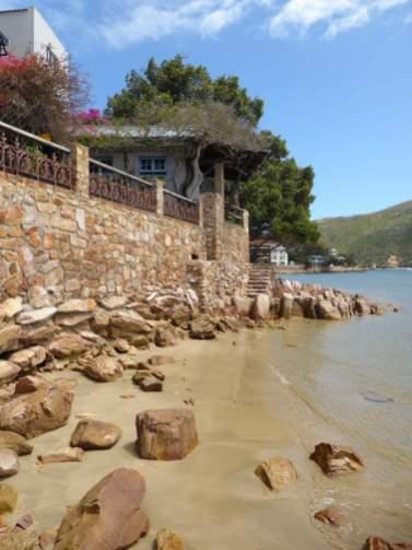 Afrika Südafrika South Africa Garden Route Knysna Lagune Kajak Paddeln Strand two Angelds Guesthouse