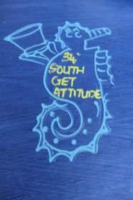 Afrika Südafrika South Africa Garden Route Knysna Waterfront Restaurant 34 Degrees South