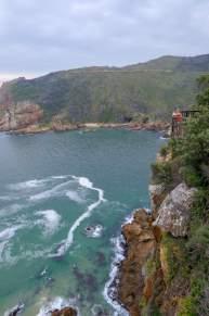 Afrika Südafrika South Africa Garden Route Knysna Eastern Heads Ausblick Meer