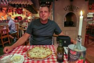 Afrika Südafrika South Africa Garden Route Knysna Pizzeria Persellos