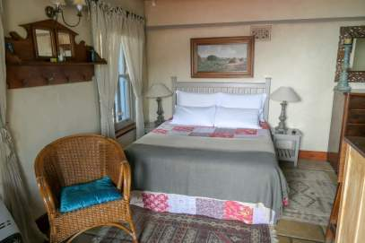 Afrika Südafrika South Africa Garden Route Knysna Two Angels Guesthouse Zimmer Oysters Shell