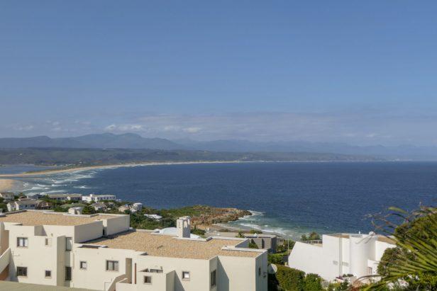 Südafrika South Africa Kap Plettenberg Bay Ocean Watch Guesthouse Aussicht Meerblick