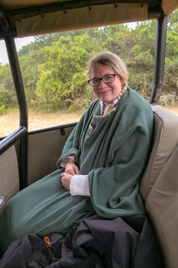 Südafrika South Africa Garden Route Ostkap Sibuya Game Reserve Wildreservat Morgen Safari Game Drive