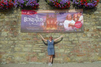 Musical Musicalsommer Fulda Bonifatius Open Air Domplatz