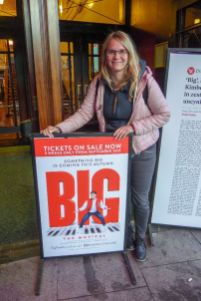 Musical London West End Dominion Theatre Big