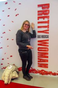 Musical Pretty Woman Stage Theater an der Elbe Hamburg