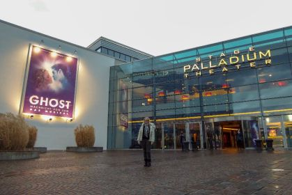 Musical Ghost Nachricht von Sam Stage Palladium Theater in Stuttgart
