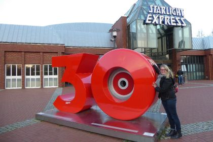 Musical Starlight Express Bochum STEX