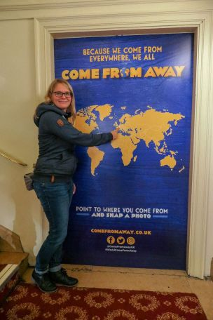 Musical London West End Come from away Phoenix Theatre