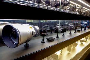 Deutschland Wetzlar Lahn Leica Erlebniswelt Museum Kamera Fotografie