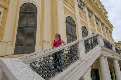 Wien Vienna Österreich Schloss Schönbrunn